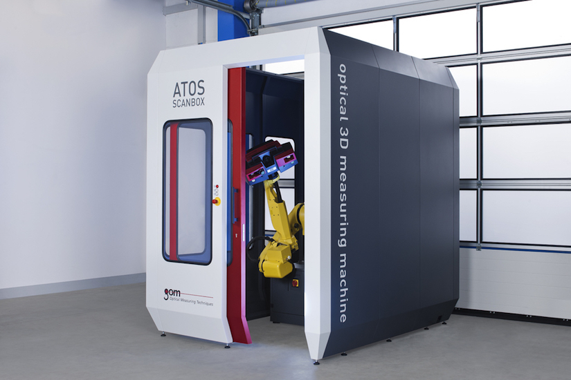 ATOS ScanBox Series 5