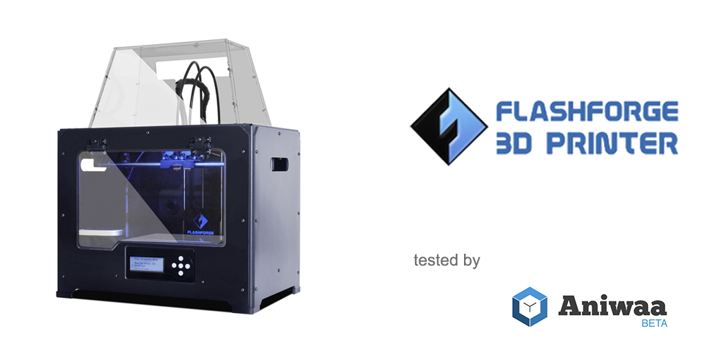 [Review] The Flashforge Creator Pro, an affordable dual extruder 3D printer