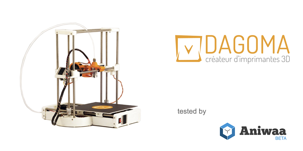 [Review] The Dagoma Discovery200, an affordable entry-level 3D printer