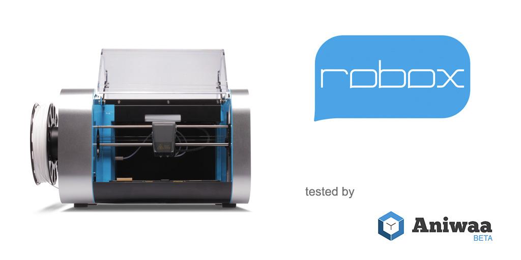 [Review] The CEL Robox Dual, a small and intuitive desktop 3D printer