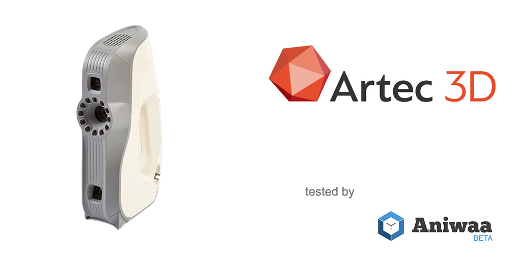 [Review] The Artec Eva, a powerful handheld 3D scanner