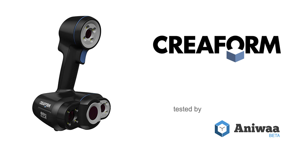 [Hands-on] Test and review of the Creaform Go!SCAN 50, a professional-grade portable 3D scanner