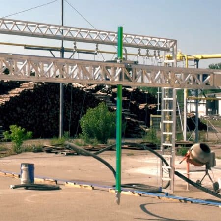 P1 BetAbram - Construction