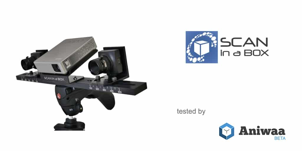 [Review] Scan In a Box, an affordable yet professional desktop 3D scanner by Open Technologies