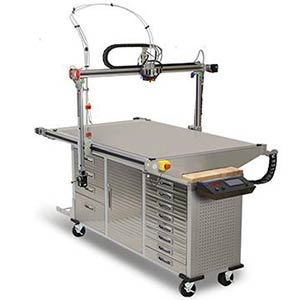 3D Platform 400 Series WORKBENCH XTREME