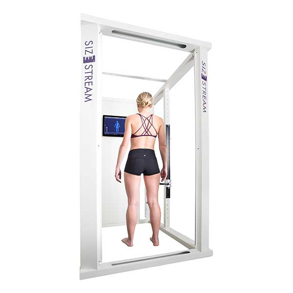 Size Stream SS20 3D Body Scanner