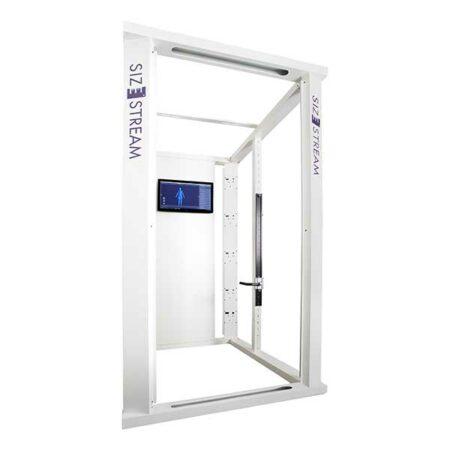 SS20 3D Body Scanner Size Stream - Body scanning