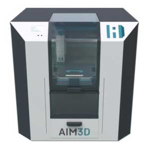 The AIM3D ExAM 255 is a ceramic 3D printing system.