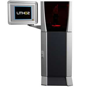 The Lithoz CeraFab 7500 is a professional ceramic resin 3D printer.