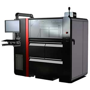 The Prodways ProMaker V6000 is a ceramic 3D printing solution.