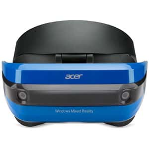 The Acer Windows Mixed Reality headset (Acer AH101) is one of the best PC VR HMDs.