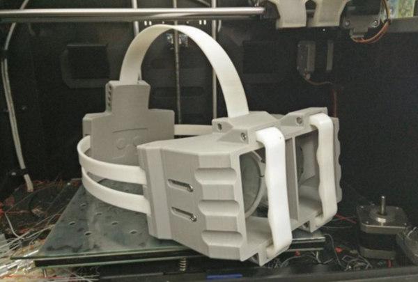 Best 3D printed VR headset for smartphones