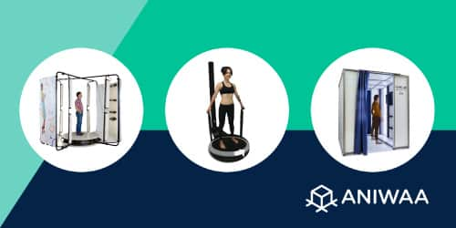 The 10 best 3D body scanners in 2020