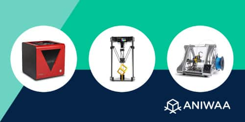 The 11 best all in one (AIO) 3D printers in 2017