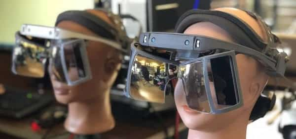 What are the best AR smartglasses and HMD's available in 2018?