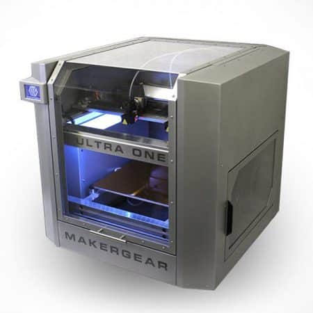 Ultra One  MakerGear  - Large format