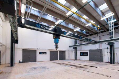 BOD2 COBOD - Construction