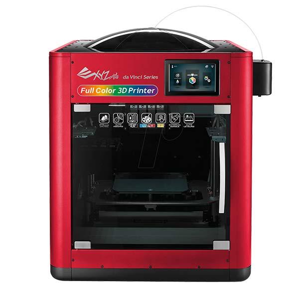 XYZPrinting Da Vinci Color imprimante 3D couleur abordable