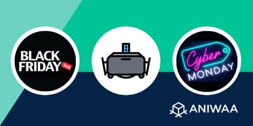 Black Friday and Cyber Monday 2018 virtual reality headsets deals