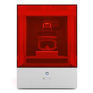 The DWS Systems XFAB is one of the best resin 3D printers with DLP technology.