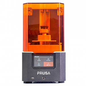 The Prusa Research Original Prusa SL1 is a high-quality LCD-based resin 3D printer.