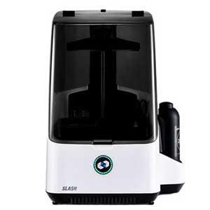The UNIZ SLASH PLUS is a high-speed resin 3D printer.