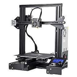 The Creality Ender 3 is one of the best cheap 3D printers under $300.