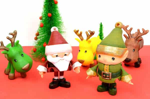 The 10 best STL files to 3D print this Christmas
