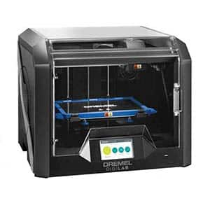 The Dremel DigiLab 3D45 IdeaBuilder is one of the best plug-n-play 3D printers on the market.