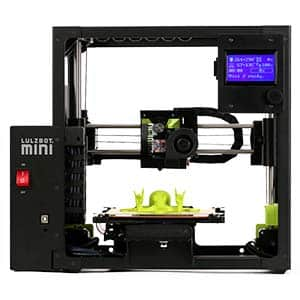 The LulzBot Mini 2 is one of the best 3D printers on the market.