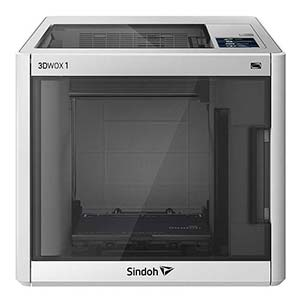 The Sindoh 3DWOX 1 is one of the best 3D printers on the market.