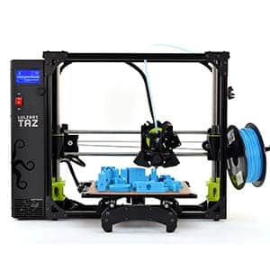 The Lulzbot TAZ 6 is an award-winning 3D printer and was one of the best 3D printers in 2017.