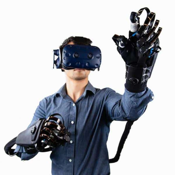 Getting hands-on with VR gloves