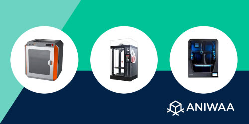 The best large volume 3D printers for professionals in 2021