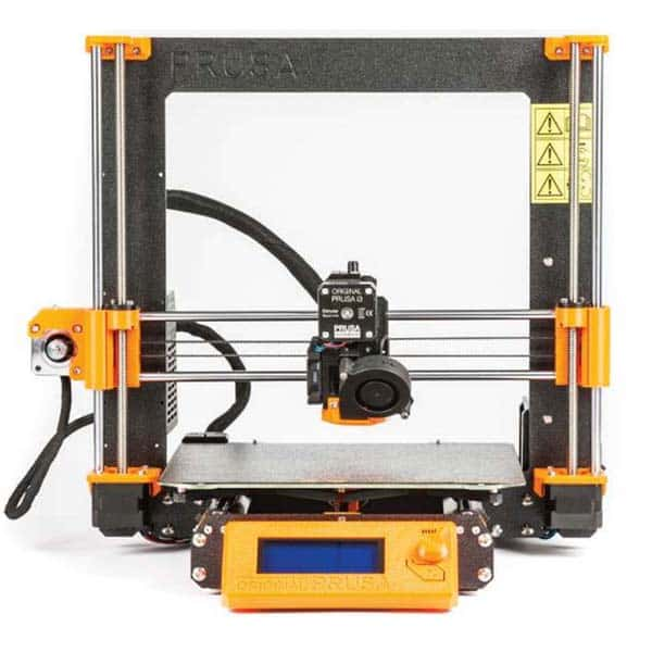 Best 3D printer under 1000 dollars: the Original Prusa i3 MK3S