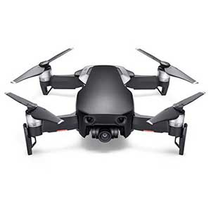 The DJI Mavic Air is one of the best 4K camera drone models on the market.