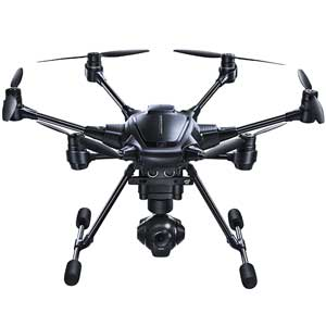 The Yuneec Typhoon H Pro is a professional 4K drone for photography.