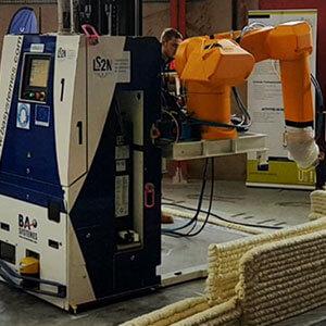 Batiprint 3D construction printer