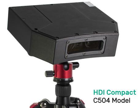 HDI Compact C504 Polyga - 3D scanners