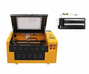TEN-HIGH laser cutter and engraver