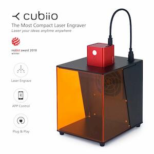 Cubiio mini laser engraver for beginner