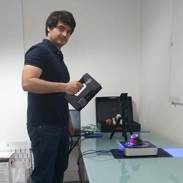 Pierre-Antoine EinScan Pro 2X Plus review Aniwaa