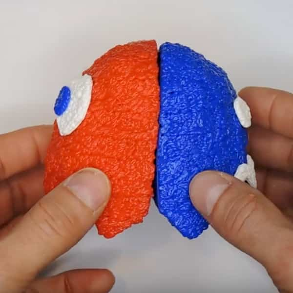 Easy surface finish with a 3D pen