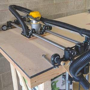 Best DIY CNC router kit V1 Engineering LowRider 2