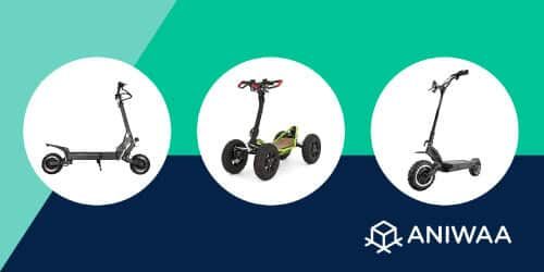 The 8 best off-road electric scooters in 2020