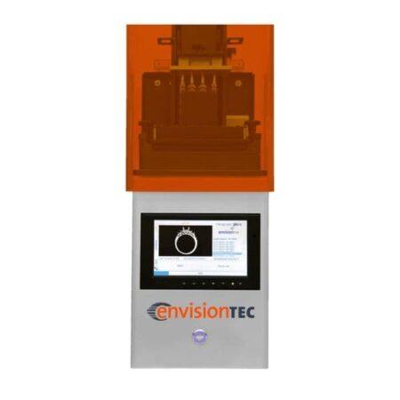Micro Plus HD EnvisionTEC - Resin, Silicone