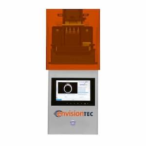EnvisionTEC Micro Plus HD best photopolymer 3D printer