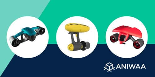 The 12 best underwater sea scooters in 2020: buying guide and selection