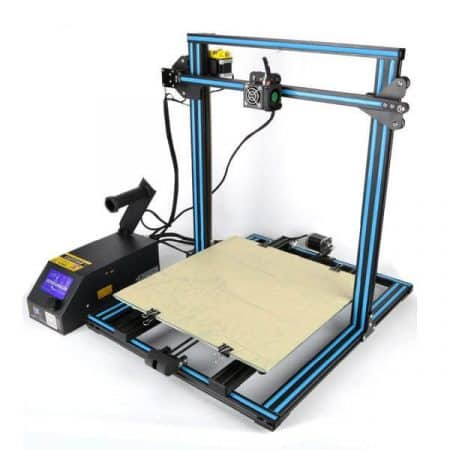 CR-10 S5 Creality - Budget, Large format