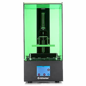 Alfawise W10 cheap liquid resin 3d printer